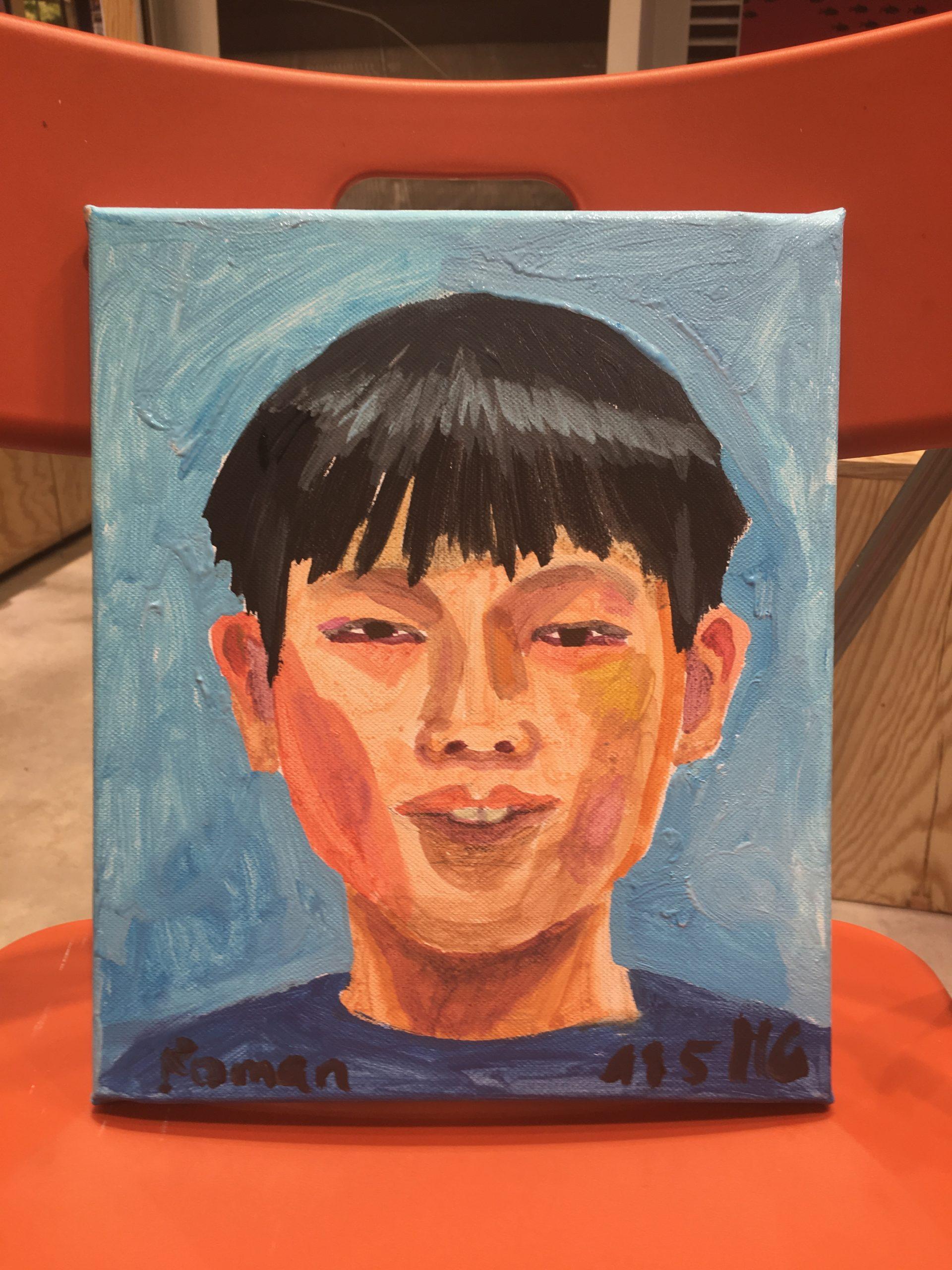 Portraitlittleboy